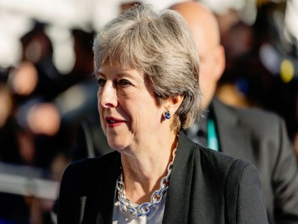 British Prime Minister Theresa May (File photo)
