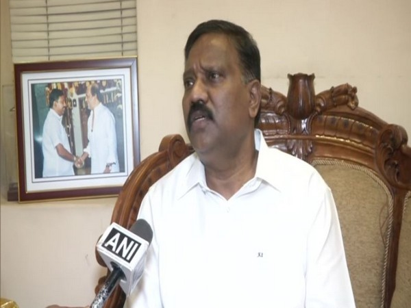 Former Deputy Mayor of Chennai and close aide of Rajinikanth, Karate Thiagarajan speaking to ANI in Chennai on Wednesday. Photo/ANI