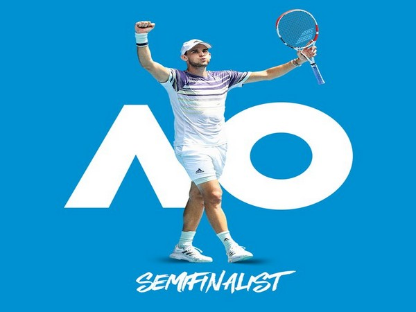 Dominic Thiem (Image: Australian Open Twitter)