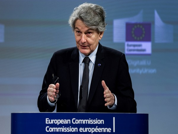 European Commissioner for Internal Market Thierry Breton (Photo Credit - Reuters)