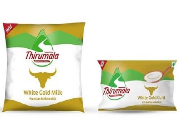 Thirumala - white gold Pure Buffalo Milk and Curd