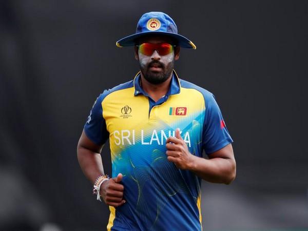 Sri Lanka all-rounder Thisara Perera (file image)
