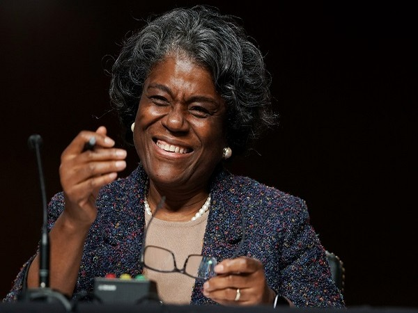 Linda Thomas-Greenfield (Photo Credit: Reuters)
