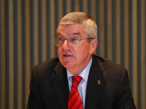IOC President Thomas Bach (File photo)