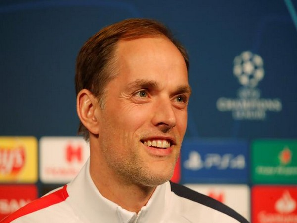 PSG manager Thomas Tuchel