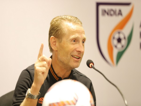 India U-17 Women's football coach Thomas Dennerby. (Photo/Indian Football Team Twitter)
