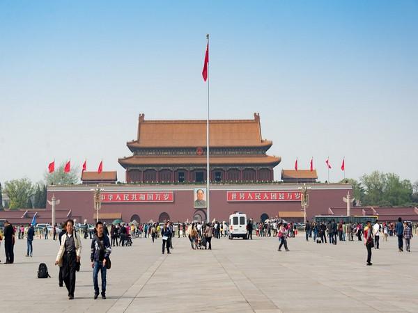 Tiananmen Square in Beijing. (File photo)