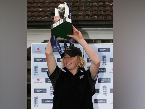 New Zealand women's cricket team coach Haidee Tiffen