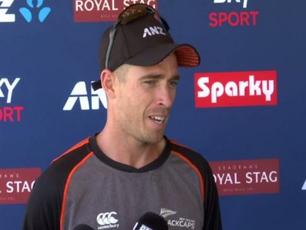 New Zealand pacer Tim Southee