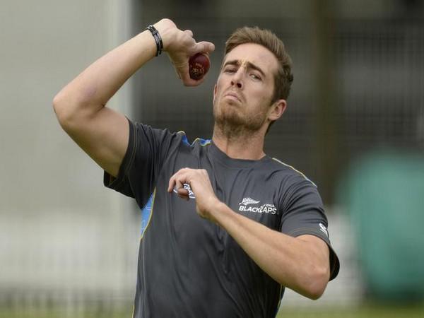 RCB bowler Tim Southee