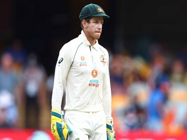 Australia Test skipper Tim Paine (Photo/ cricket.com.au Twitter)