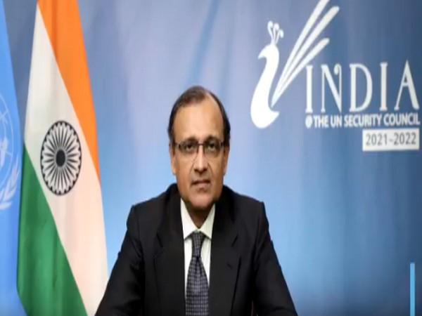 Ambassador of India to UN, New York TS Tirumurti (File Photo)