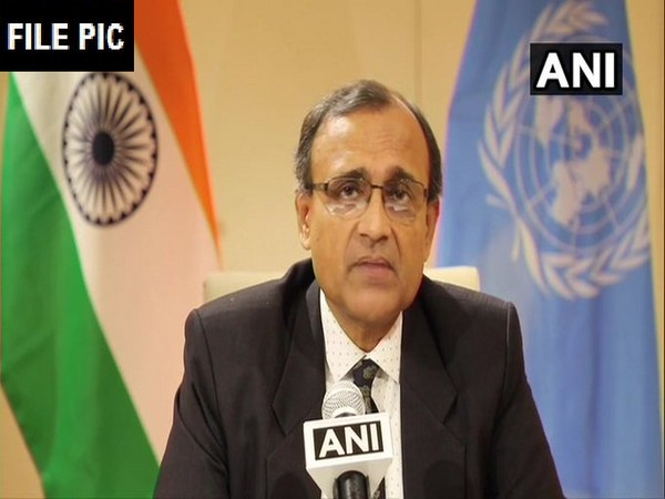 Indian Ambassador to United Nations, TS Tirumurti