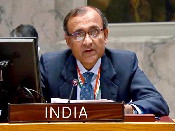 Permanent Representative of India to the UN, Ambassador TS Tirumurti (File Photo)