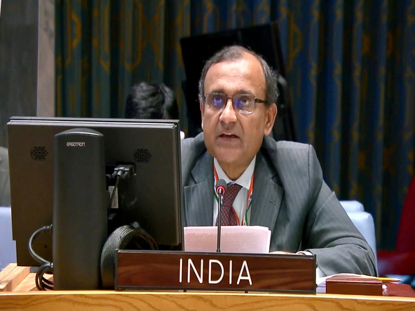 Permanent Representative of India to UN TS Tirumurti