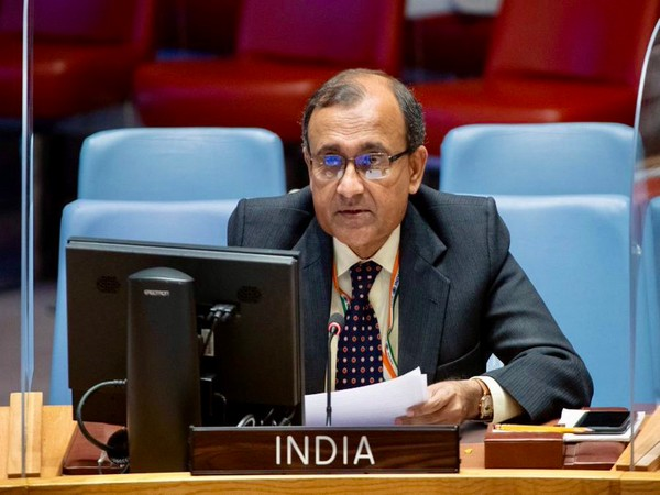 Indian envoy to UN, TS Tirumurti (Photo Credit - Twitter/TS Tirumurti)