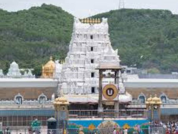 Lord Balaji Temple at Tirumala, Andhra Pradesh. (File photo)