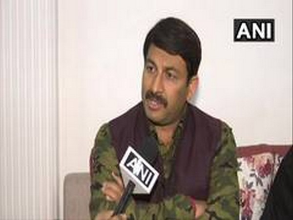 Manoj Tiwari [File Photo/ANI]