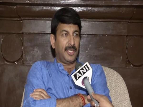 Delhi BJP chief Manoj Tiwari (File photo)