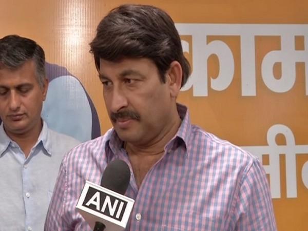 Delhi Bharatiya Janata Party (BJP) chief Manoj Tiwari