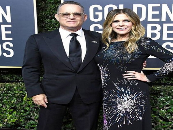 Veteran actor Tom Hanks with wife Rita Wilson (Image courtesy: Instagram)