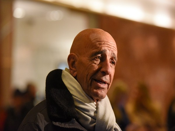 Former President Donald Trump's ally Tom Barrack (Photo Credit - Reuters)