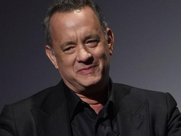 Veteran actor Tom Hanks
