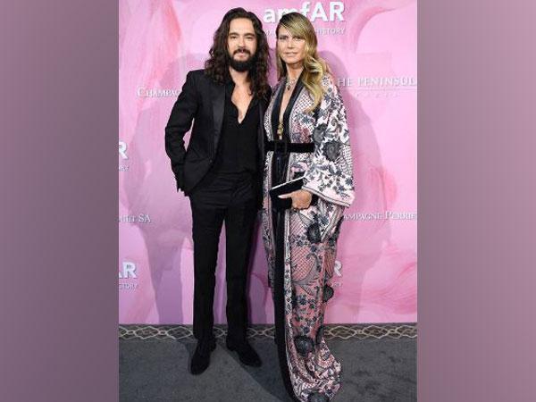 Tom Kaulitz and Heidi Klum (Image Courtesy: Instagram)