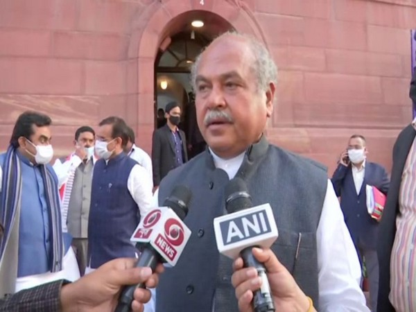 Union Agriculture Minister Narendra Singh Tomar.