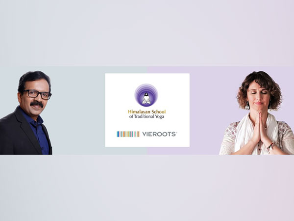 Vieroots join hands with the Himalayan School of Traditional Yoga