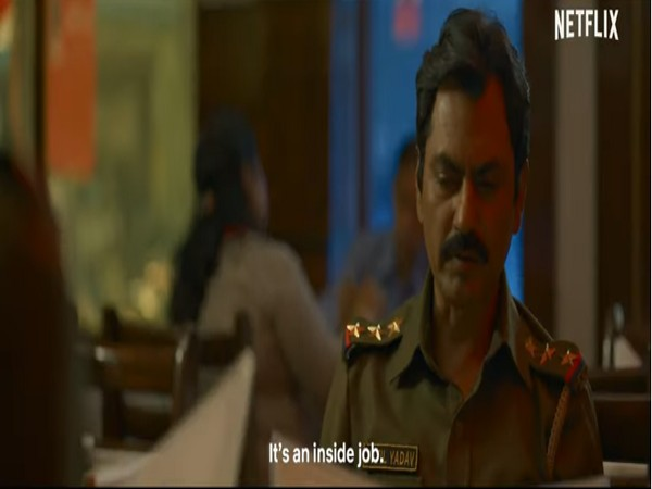 A still from the official trailer of 'Raat Akeli Hai' featuring Nawazuddin Siddiqui (Image source: YouTube)