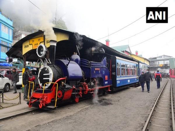 Toy Train in Darjeeling (File photo)