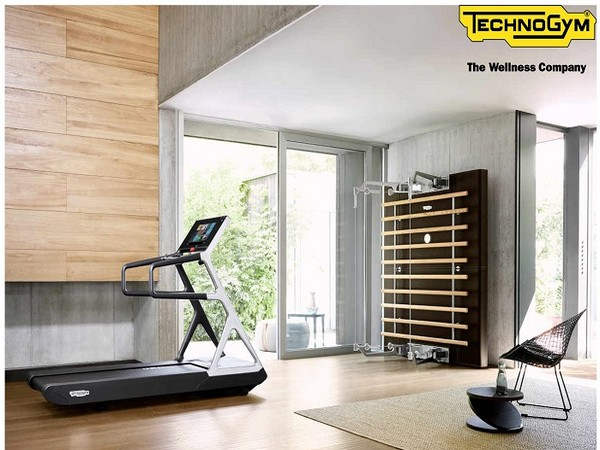 Train at home with Technogym