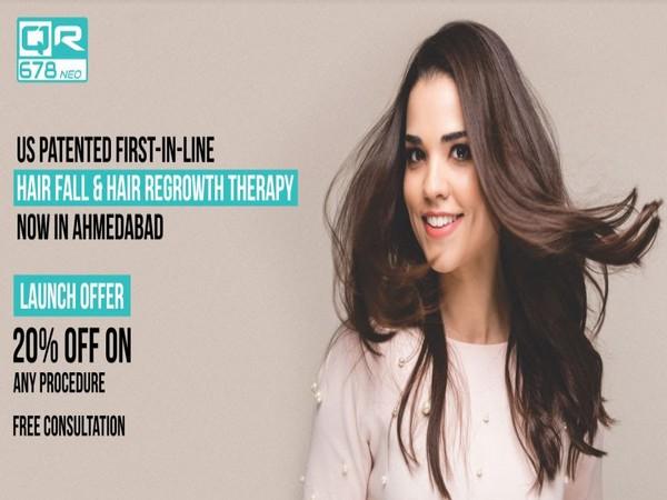 Revolutionary cost effective treatment of hairfall in alopecia