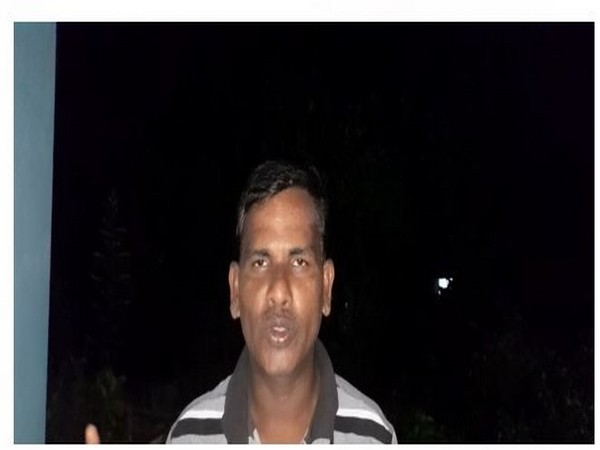 K Govinda Rao, Tribal 5th schedule District Working Committee member