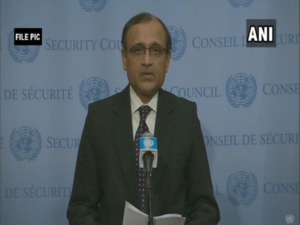 TS Tirumurti, Permanent Representative of India to United Nations (File Photo)