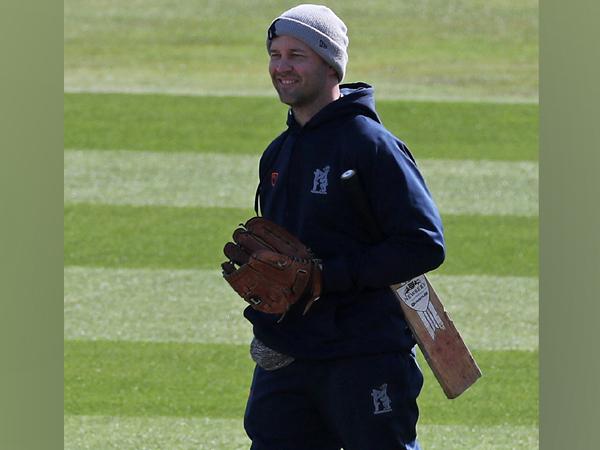 Former England batsman Jonathan Trott (Photo/ Warwickshire CCC Twitter)