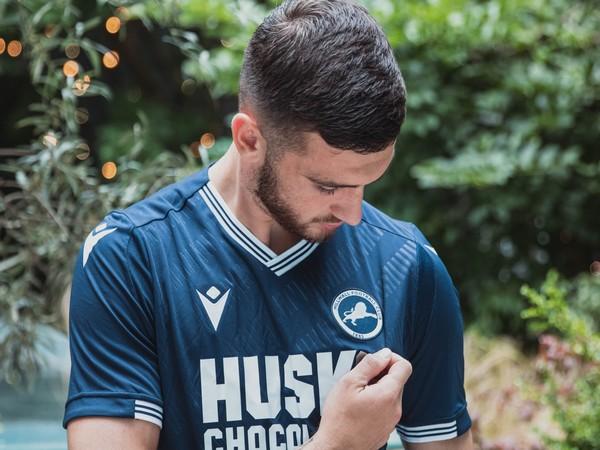 Striker Troy Parrott (Photo/Millwall FC Twitter)