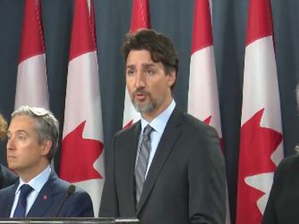Canana Prime Minister Justin Trudeau