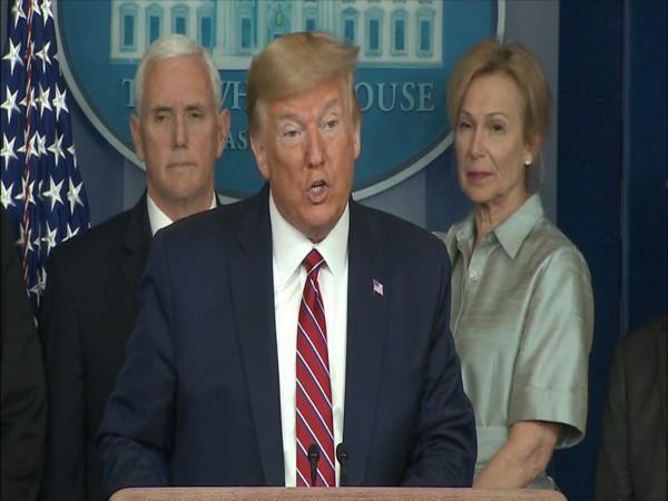 President Donald Trump (File photo)
