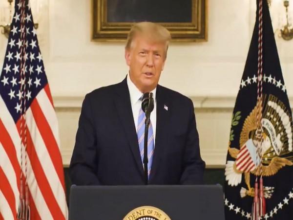 US President Donald Trump (Twitter)