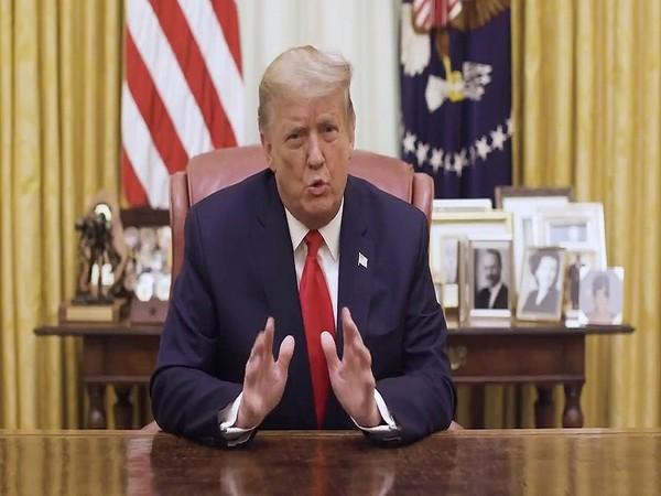 US President Donald Trump (Photo Credit - Reuters)