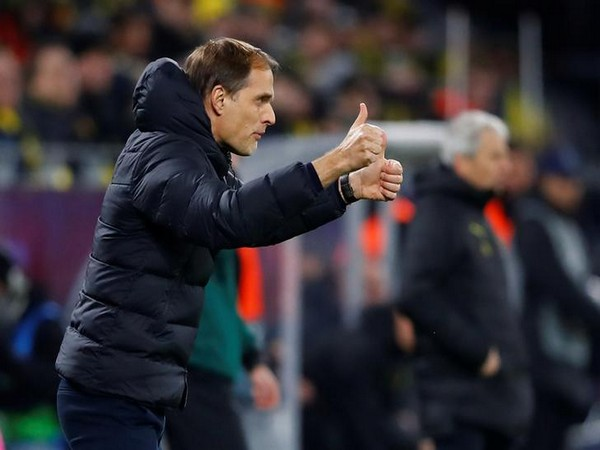Paris Saint Germain (PSG) manager Thomas Tuchel (File photo)