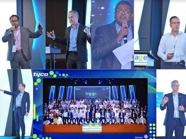 Tyco Awards Top Partners