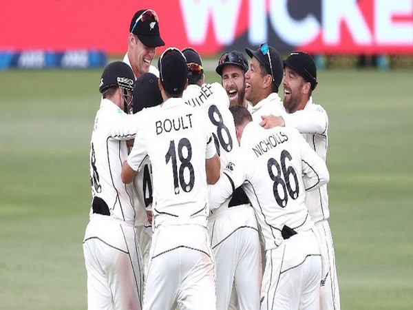New Zealand won 60 points in ICC WTC standings on Wednesday (Image: ICC Twitter)