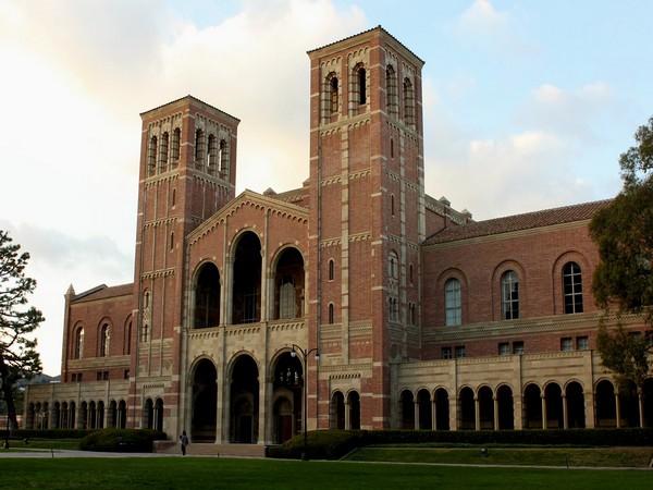 University of California (File pic)