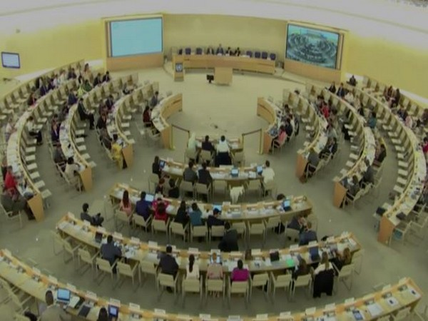 A general debate held during the 41st session of the UNHRC in Geneva on Wednesday.