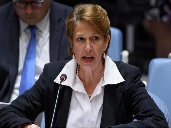 UN Special Envoy for Myanmar, Christine Schraner Burgener