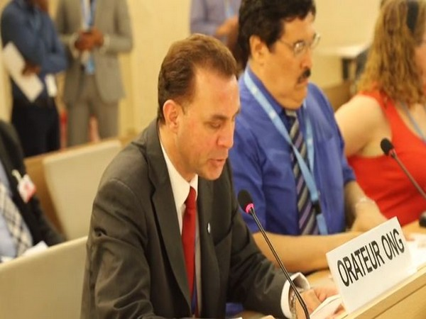 Jamil Maqsood, Secretary of Foreign Affairs, UKPNP (File photo)