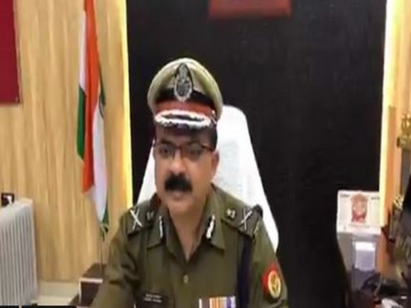Lucknow Police Commissioner Sujeet Pandey. (Photo/Lucknow Police)